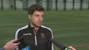 RAW: Valour FC Michael Petrasso Interview – March 18